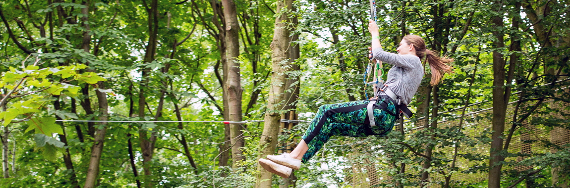 Go Ape At Chessington Reopens